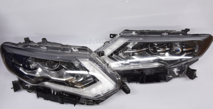 Nissan x-trail full led
