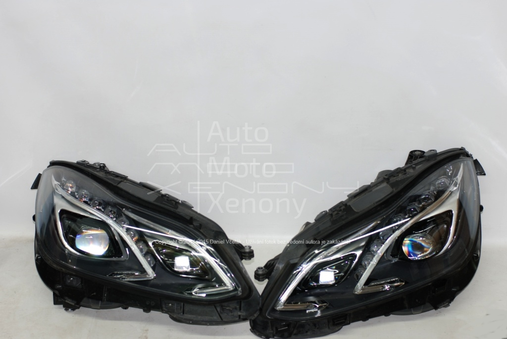 Mercedes Benz E full led